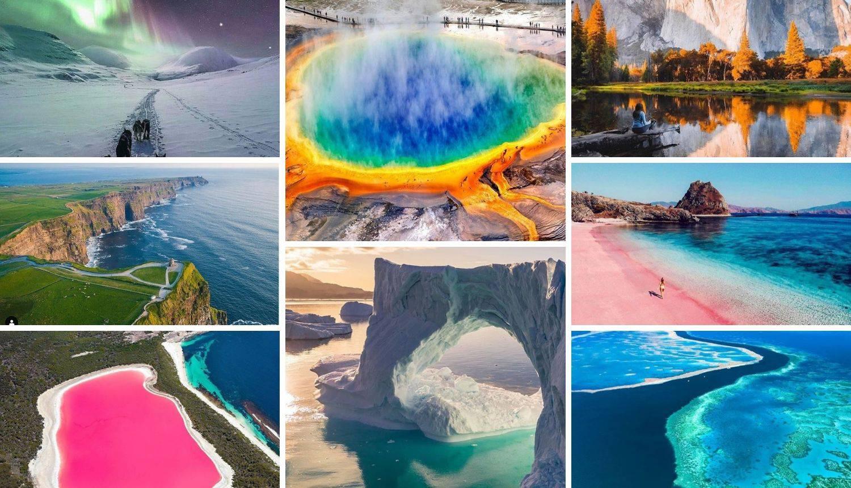 27 prirodnih čuda svijeta koja bi svatko trebalo vidjeti uživo