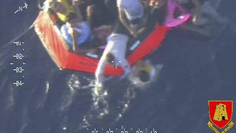 Kod Lampeduse opet potonuo brod, najmanje 27 poginulih