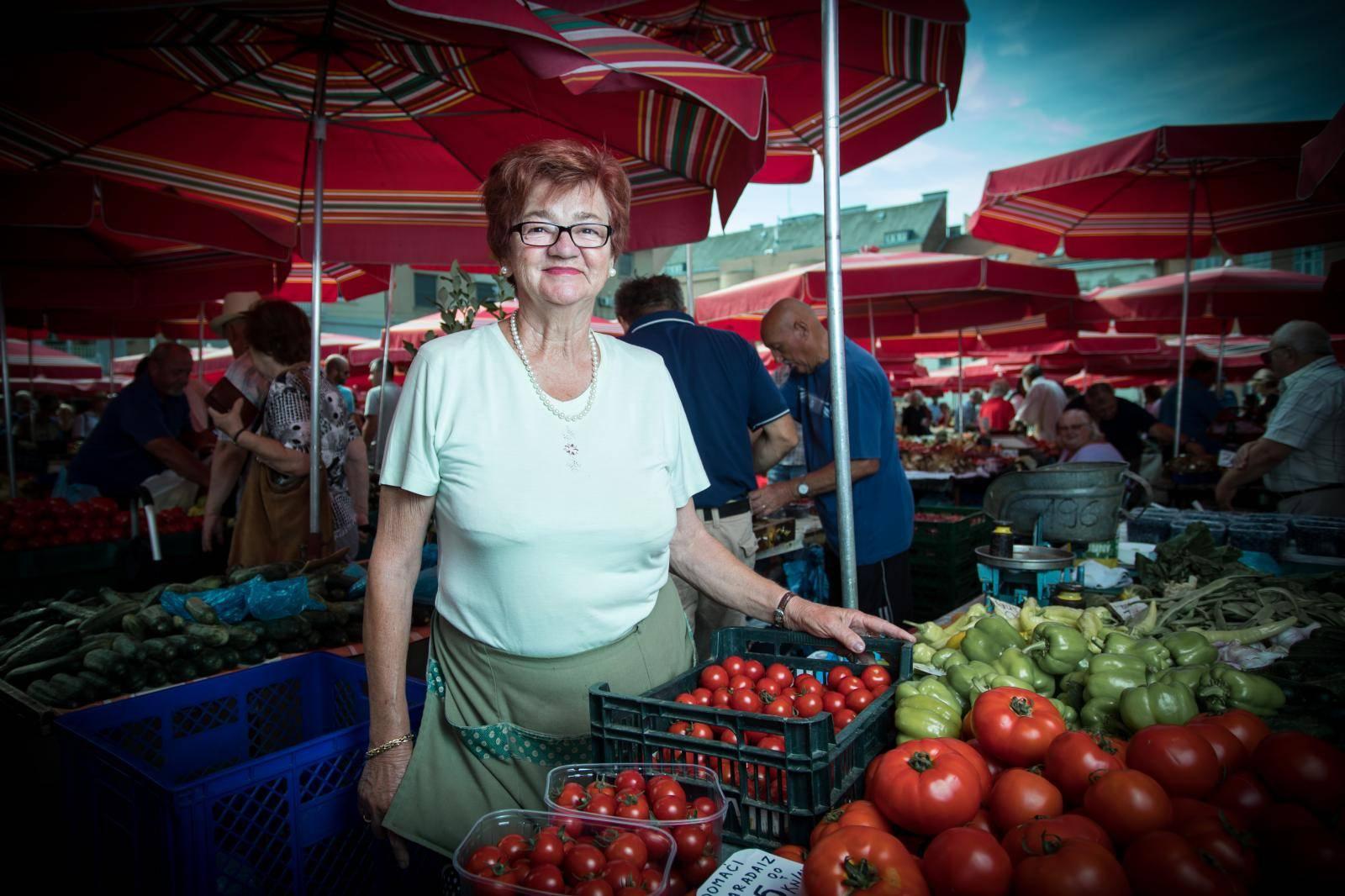 Ivanka je miss Dolca: 'Zrihtam' se svaki dan za odlazak na plac