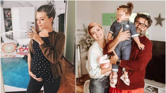 Videom objavila sretnu vijest: Ella Dvornik čeka drugo dijete