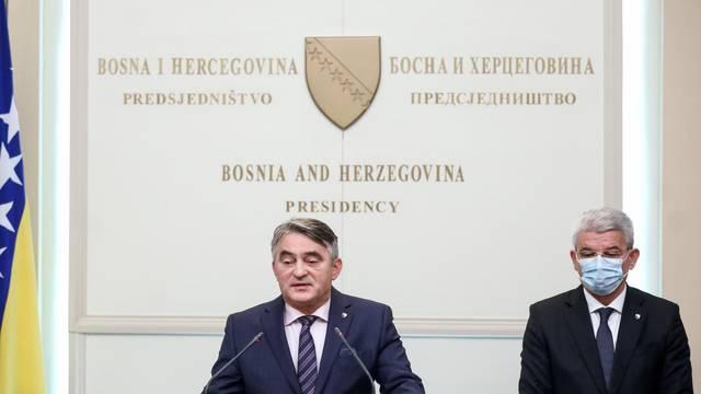 Zagreb: Komšić i Džaferović odbili doći na sastanak sa Sergejom Lavrovom