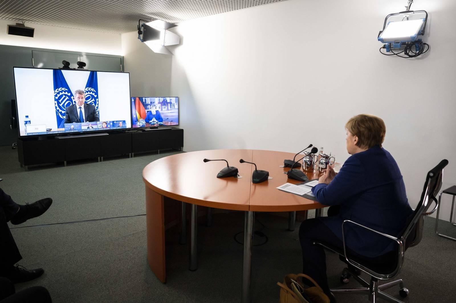 Statement Federal Chancellor Angela Merkel