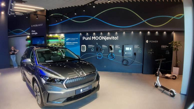 MOONCITY Zagreb: u Z centru kupcima nudi kompletna rješenja za E-mobilnost na dlanu