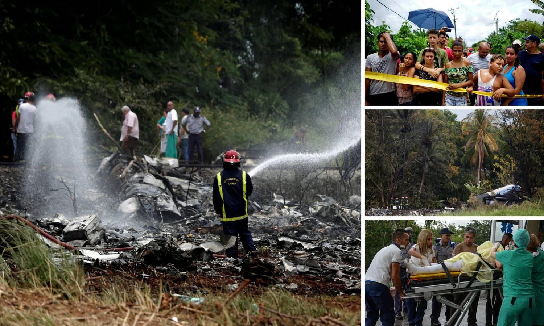 Istražuju pad aviona na Kubi, među poginulima i pet stranaca