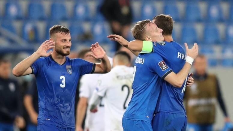 Kosovo je autogolom došlo do prve pobjede u kvalifikacijama
