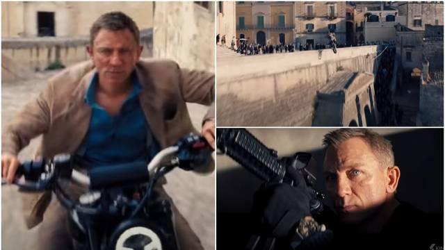 Čak 32.000 litara Coca-Cole se koristilo za scenu jurnjave po ulici u novom Bondovom filmu