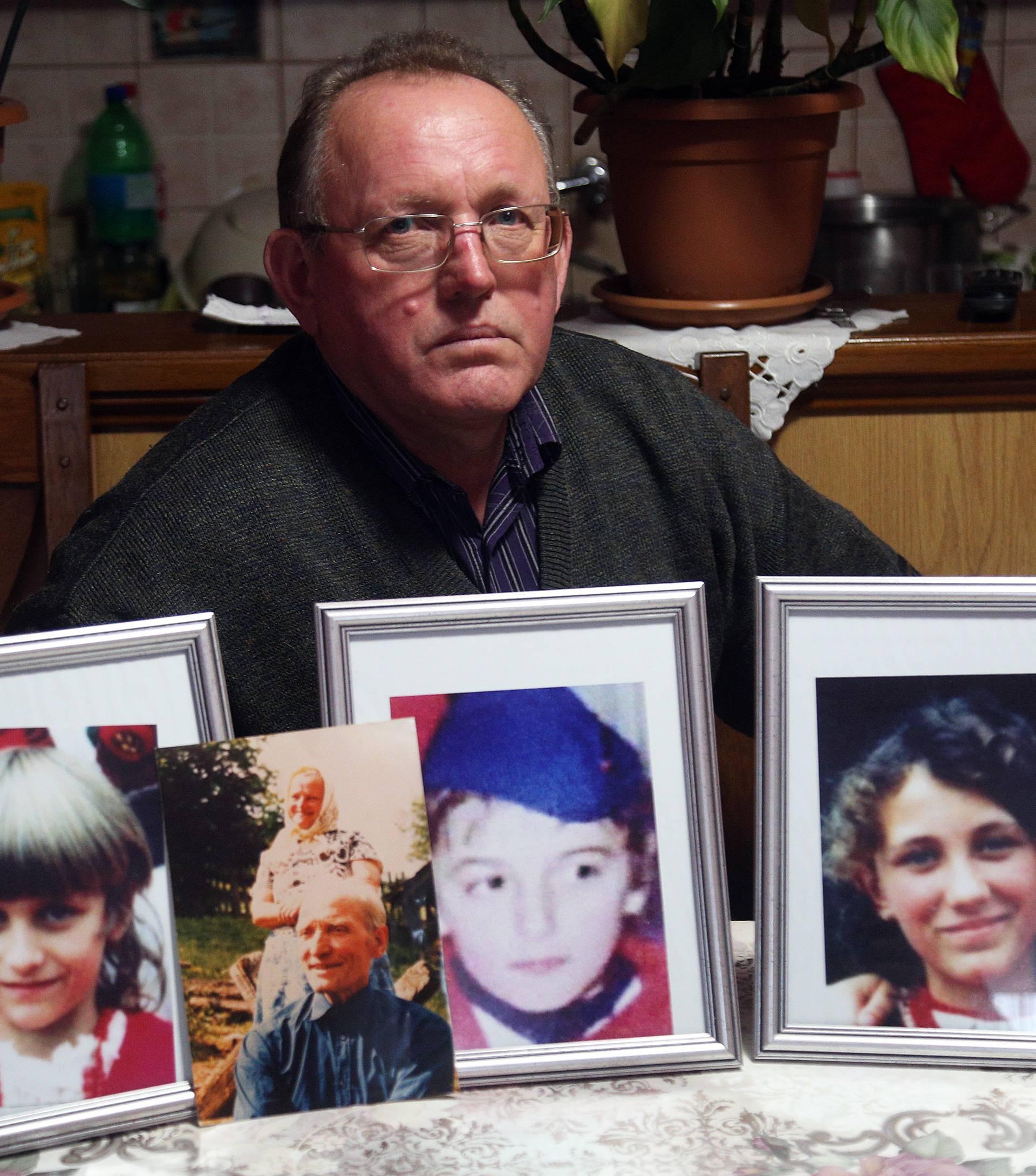'Ubili su djecu i Željki odrezali pletenicu, nosio ju je kao trofej'