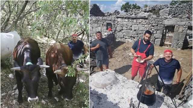 Čuvari tradicije - pastiri s Biokova