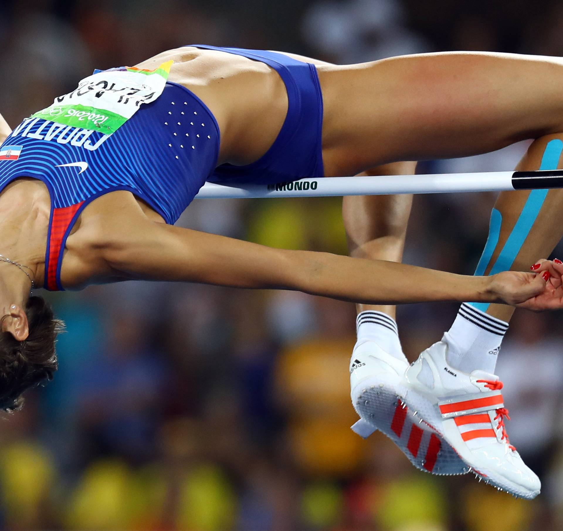 Athletics - Women's High Jump Final