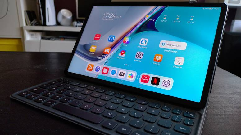 Isprobali smo 'harmonični' Huaweijev tablet MatePad 11