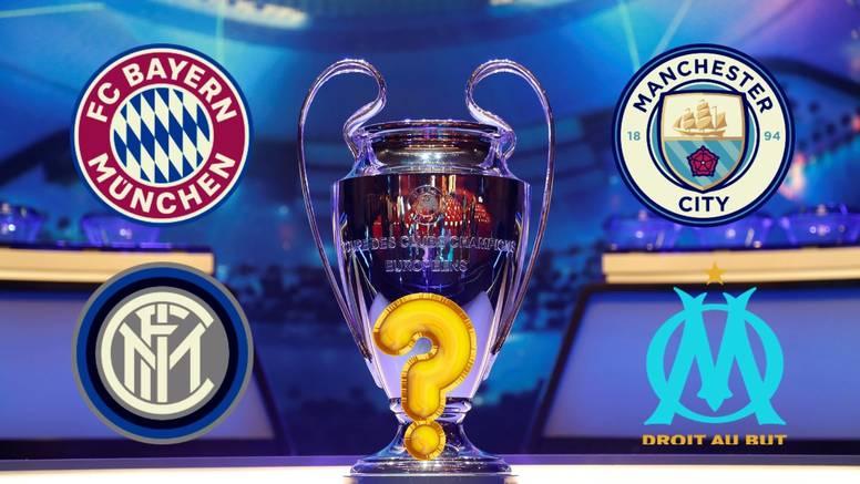 Danas je ždrijeb Lige prvaka: I može spojiti Bayern, Inter i City!