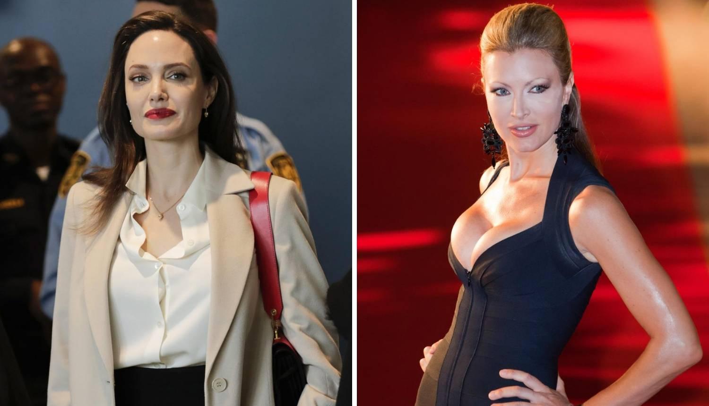 Manekenka pljuvala Angelinu: 'Na večeri je bila prava k*č**'