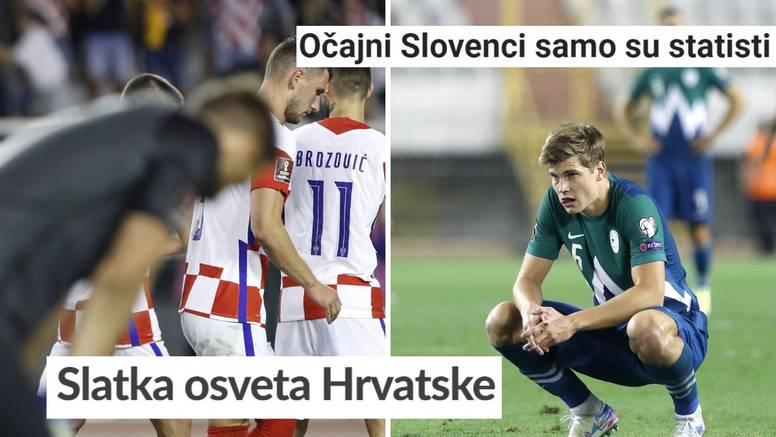 Slovenski mediji: Hrvati su nam vratili s kamatama. Očajni smo!
