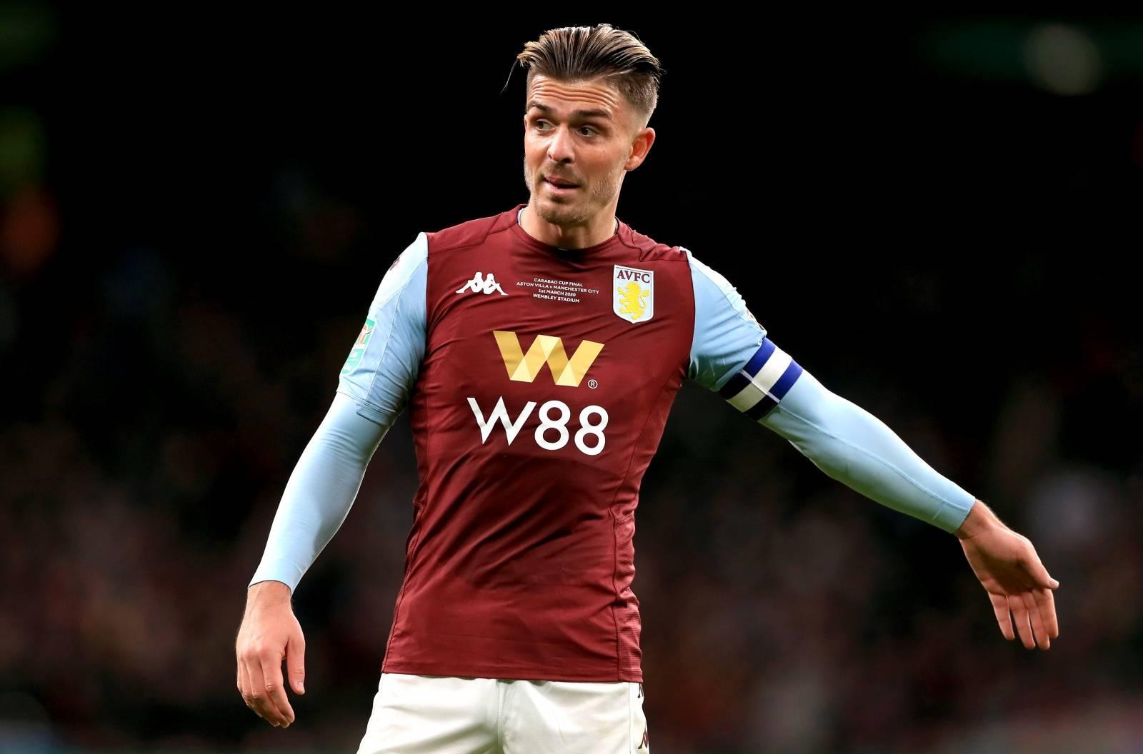 Aston Villa v Manchester City - Carabao Cup - Final - Wembley Stadium