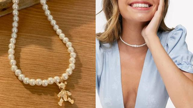 Za klasiku i eleganciju potrebna vam je samo - biserna ogrlica