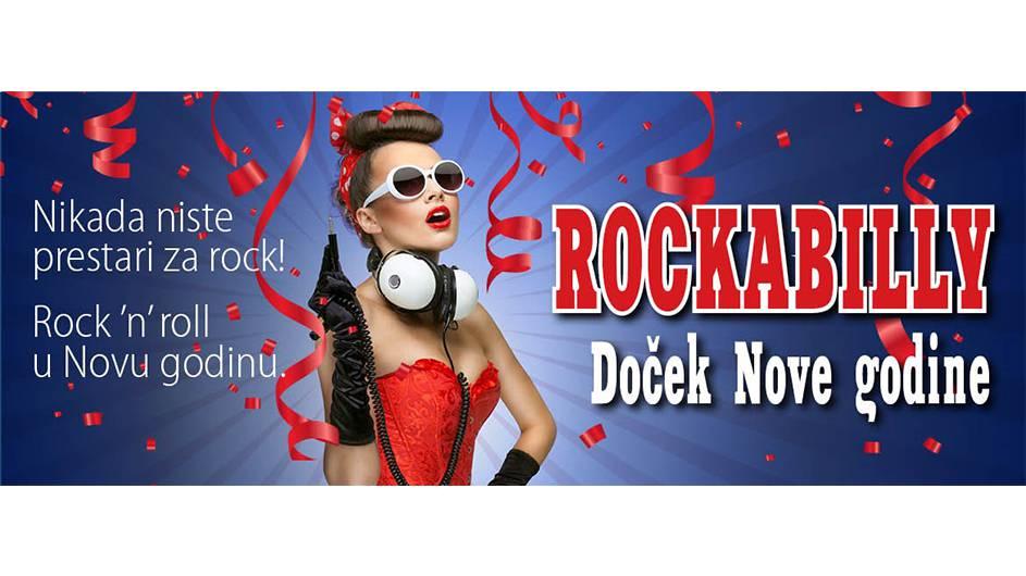 Rockabilly novogodišnja noć u kupaćim kostimima