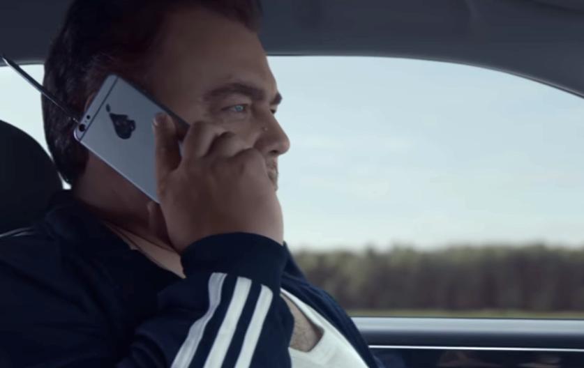 'Ruski DiCaprio' dobio je prvu ulogu i to u reklami za - votku