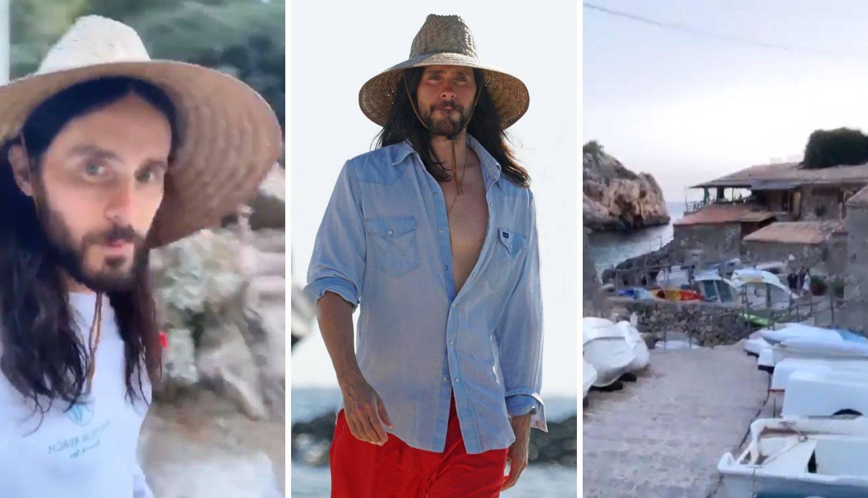 Jared uživa na Jadranu prije festivala: 'Bit će nevjerojatno'