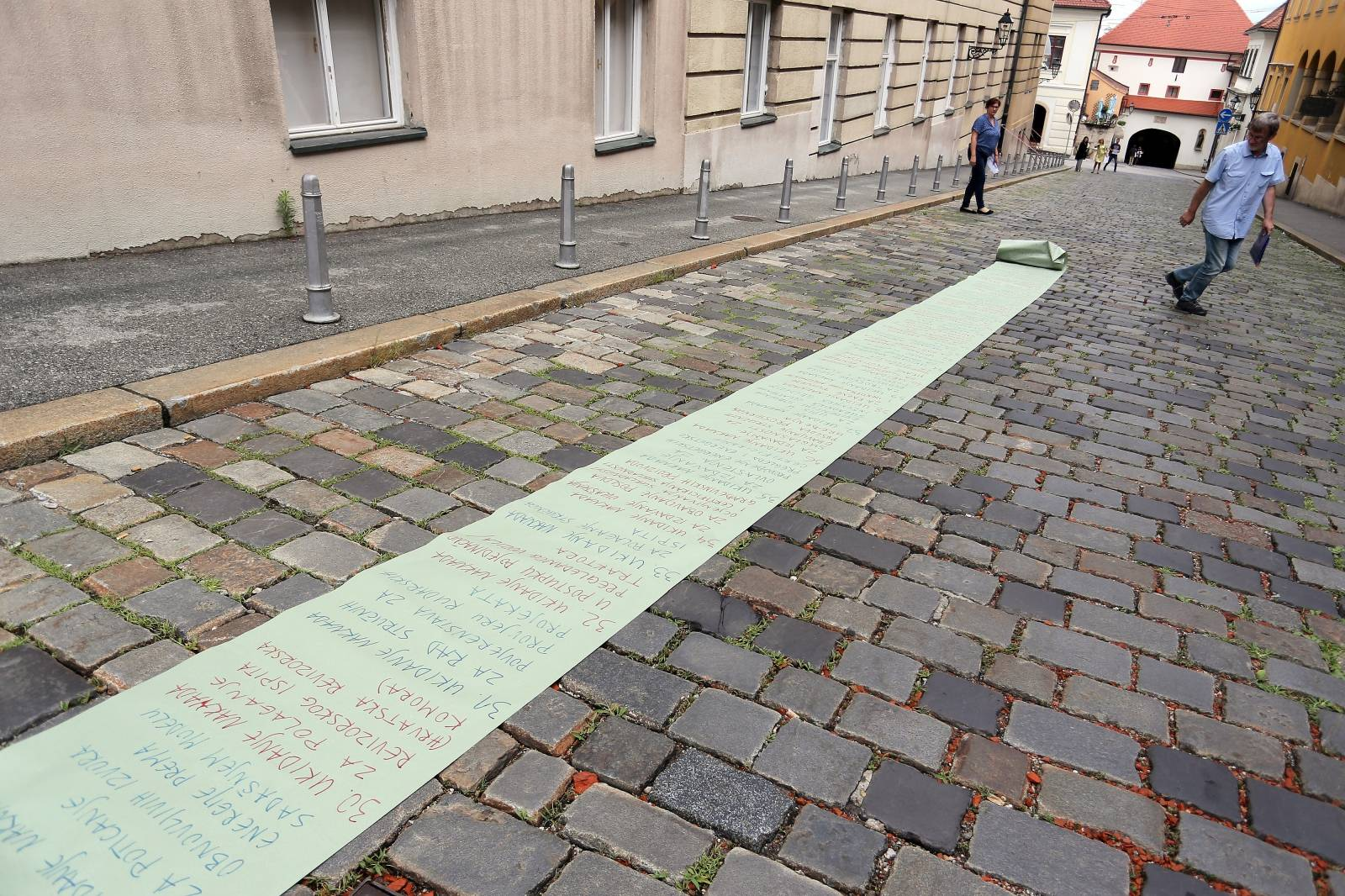 Zagreb: Performans koalicija Stranke s imenom i prezimenom, Pametno i Fokusa