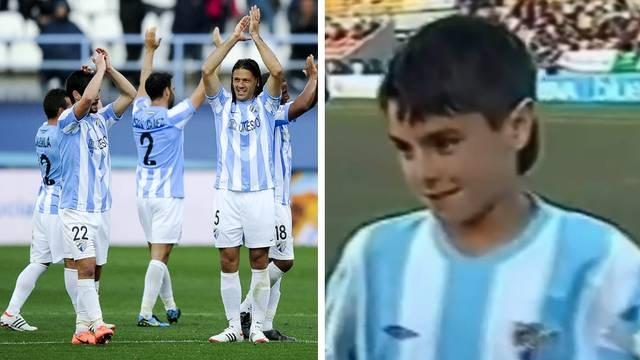 Sakupljao i dodavao lopte Iscu, a sad će igrati s njim u Realu