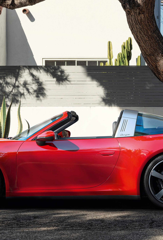 Legendarni Porsche 911 Targa se vraća: Otkrili detalje jurilice