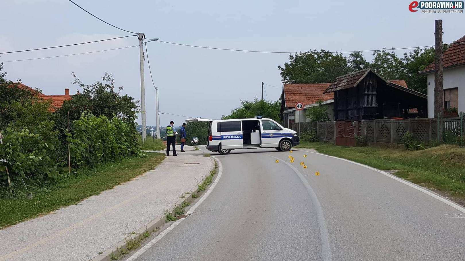 Motorist je izletio s ceste kraj Koprivnice i poginuo na mjestu