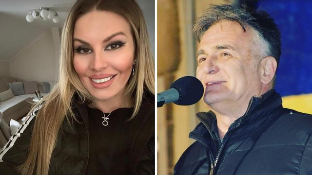 Nakon glumice i srpska voditeljica objavila poruke koje joj je slao Lečić. On sve poriče