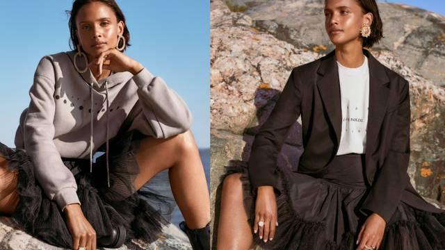 H&M x Sandra Mansour: Mini kolekcija romantičnog tona