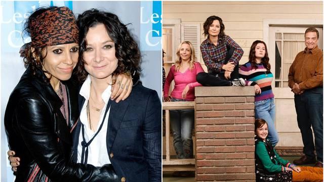 Glumica iz serije 'Roseanne' bila u braku sa ženom, odgajaju sina