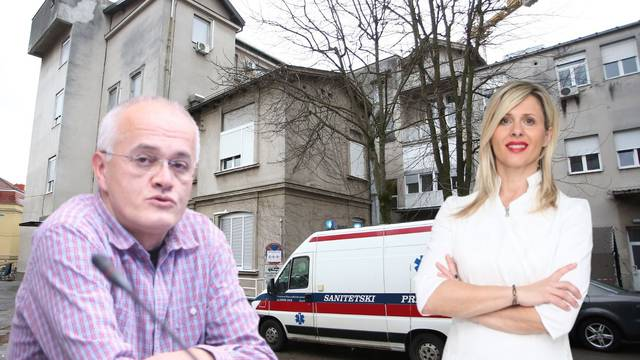 Vatavuk je novi v.d. ravnatelja u Vinogradskoj: 'Mora smiriti situaciju, bolnica nije reality'