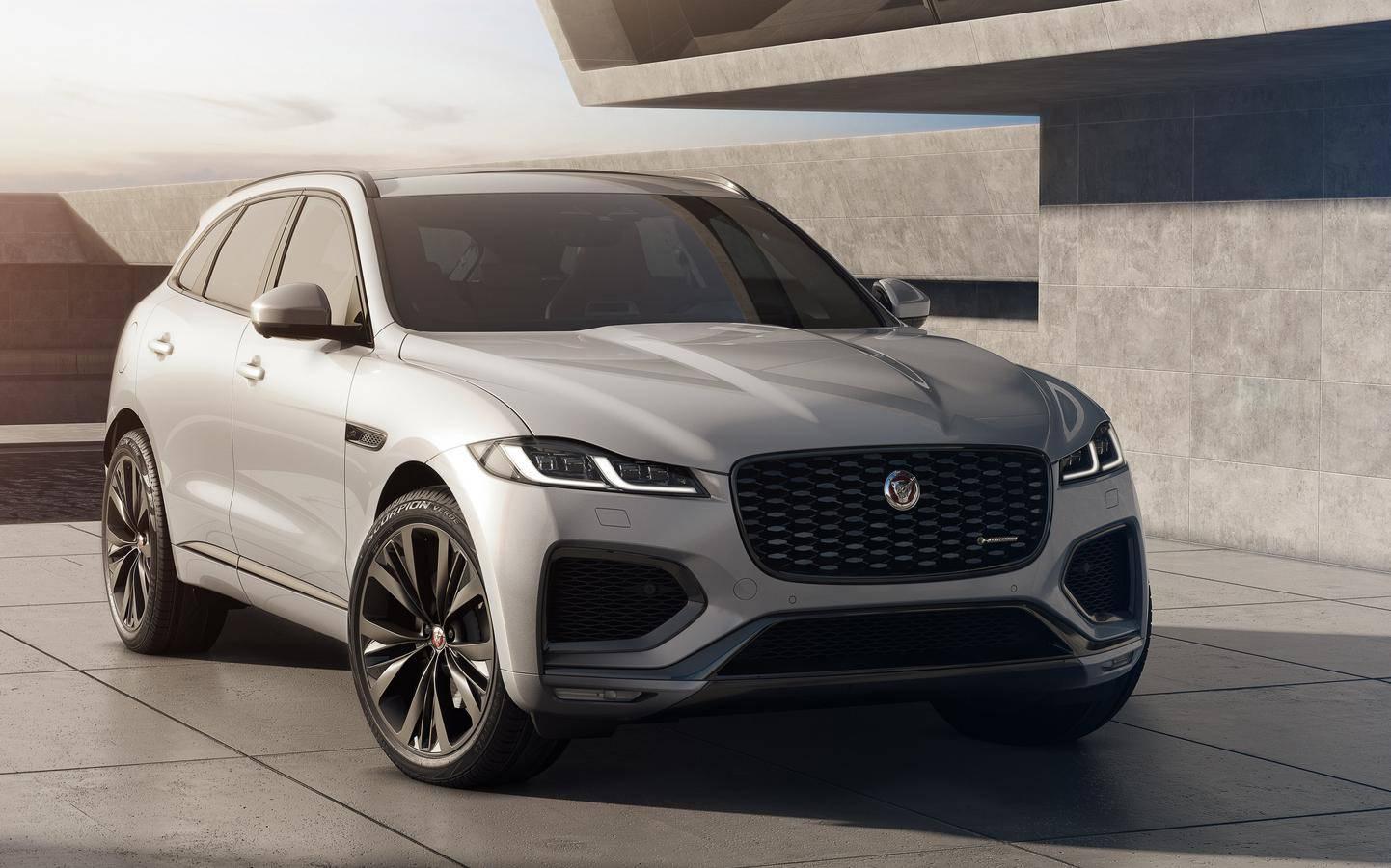 Jaguar je obnovio F-Pace: Ovo je mnogo više od  redizajna