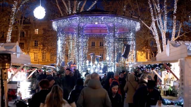 Zagrebački turizam pao oko 70 posto, Advent je neizvjestan
