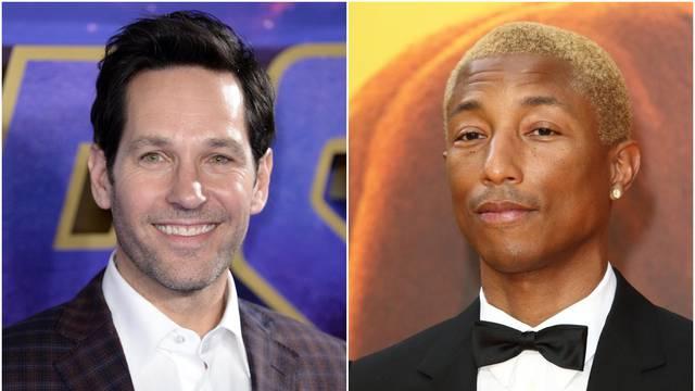 Hit aplikacija 'ne radi' za sve: Paul Rudd i Pharrell ne stare