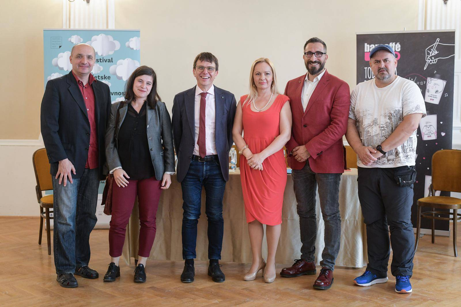 Festival svjetske književnosti najavljen je za rujan u HGZ-u