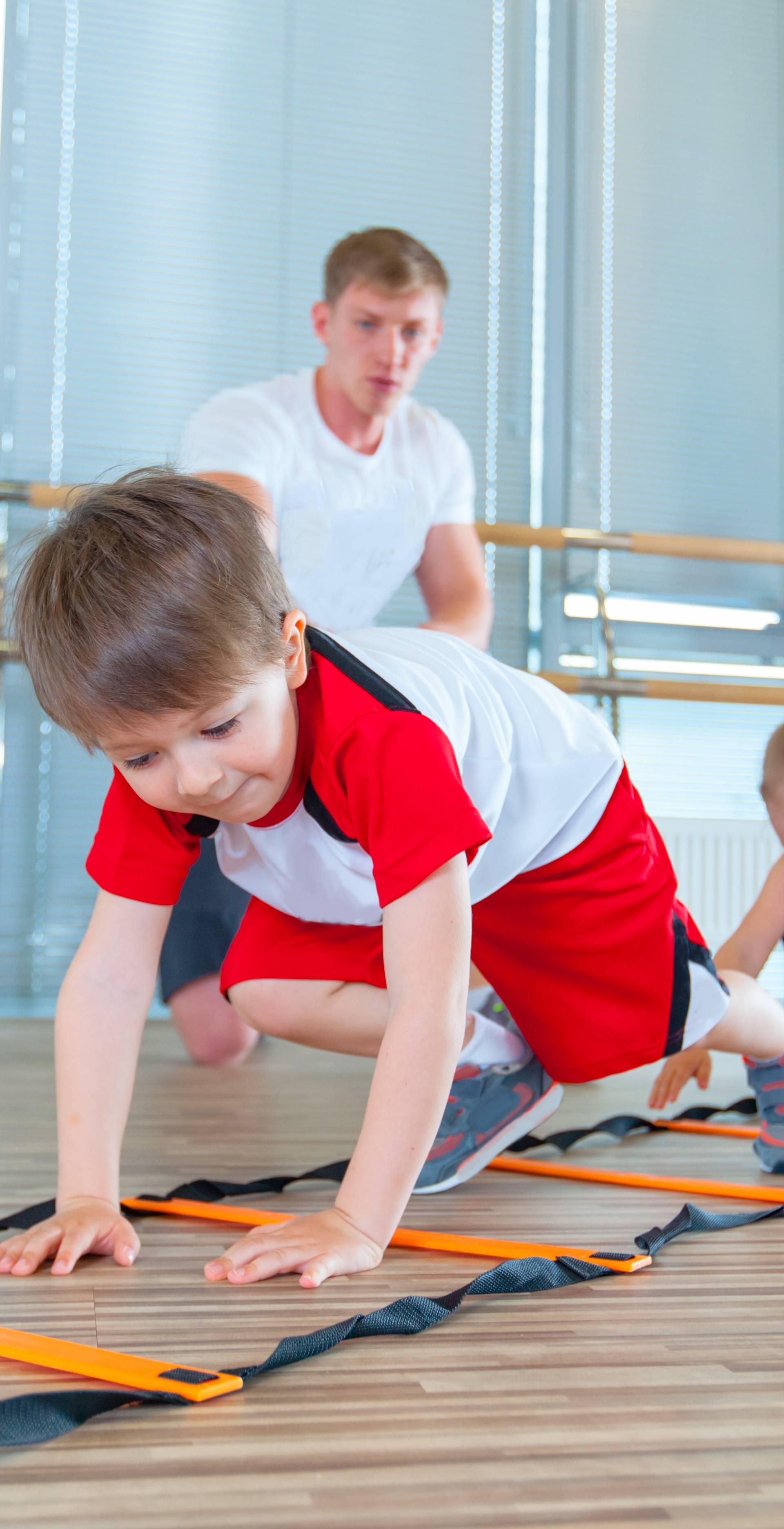 Razvoj motorike: Djeca sport ne trebaju birati prije 8. godine