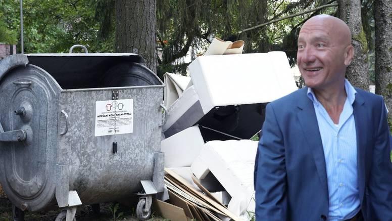 Pripuz nudi besplatni odvoz glomaznog otpada u Zagrebu dok se ne nađe novo rješenje