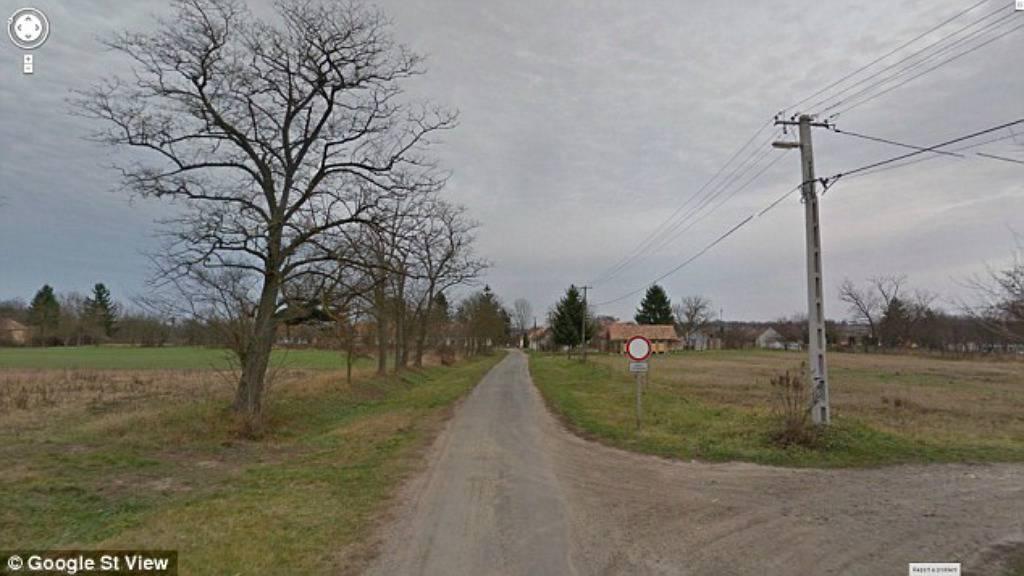 screenshot/Google Street View