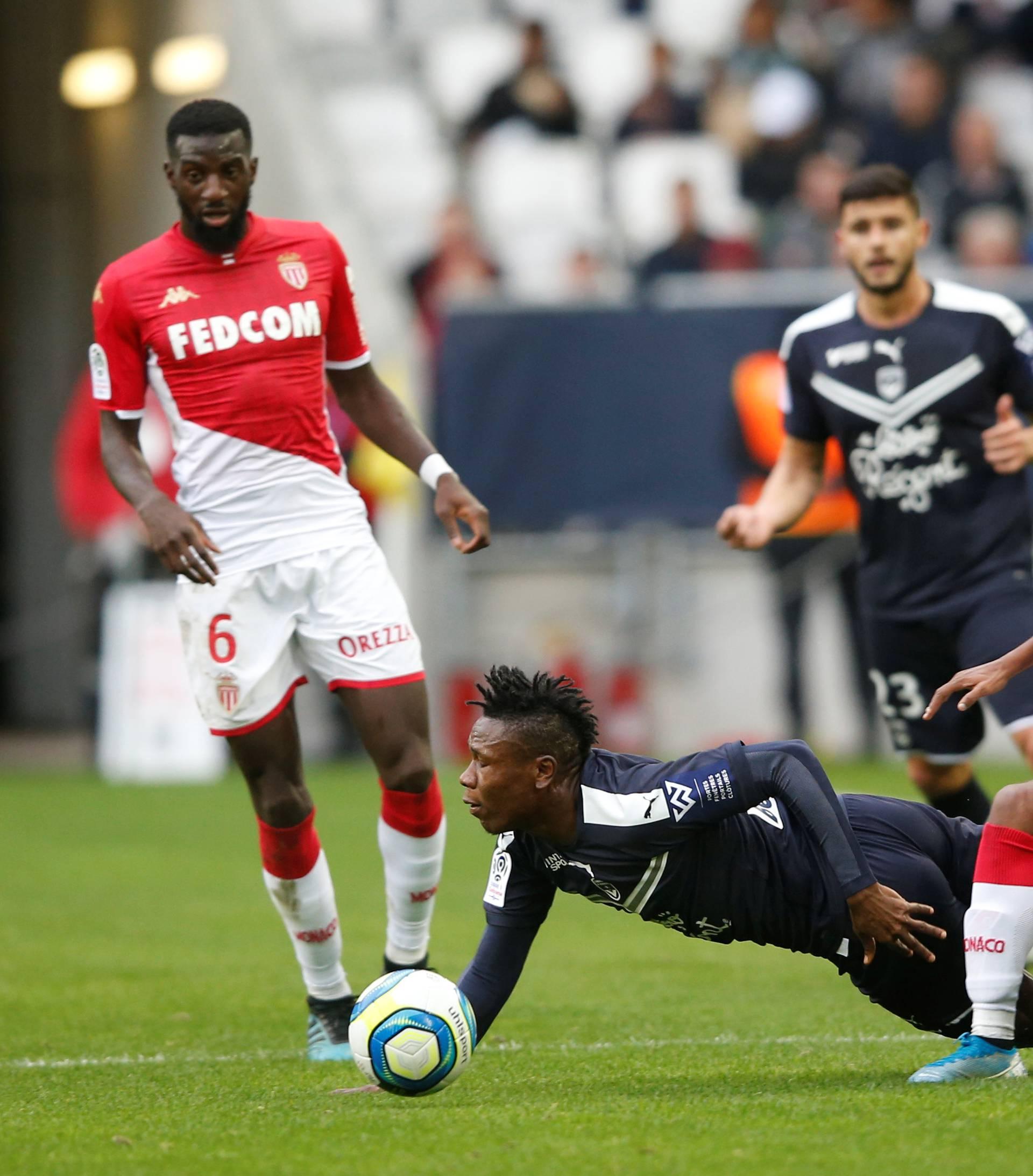Ligue 1 - Bordeaux v AS Monaco