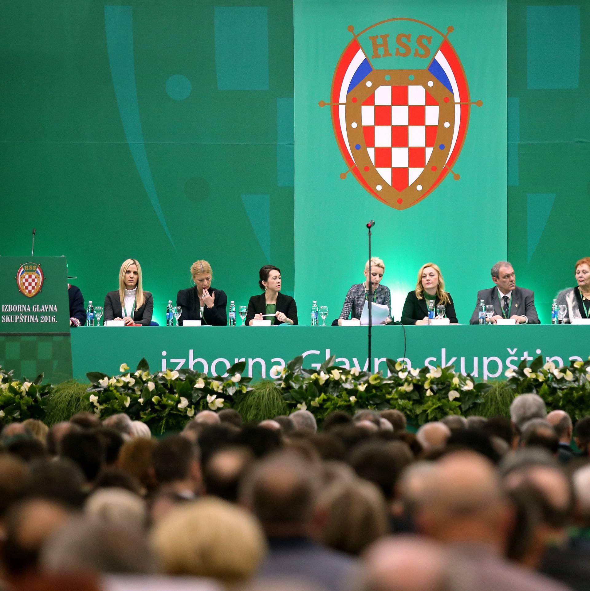 Dali ostavke u HSS-u jer se ne slažu s koalicijom sa SDP-om