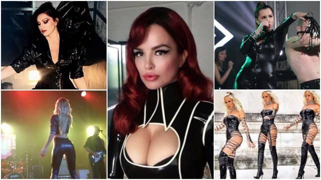 Naše poznate dame otkrile su 'domina šik': Kojoj bolje stoji?