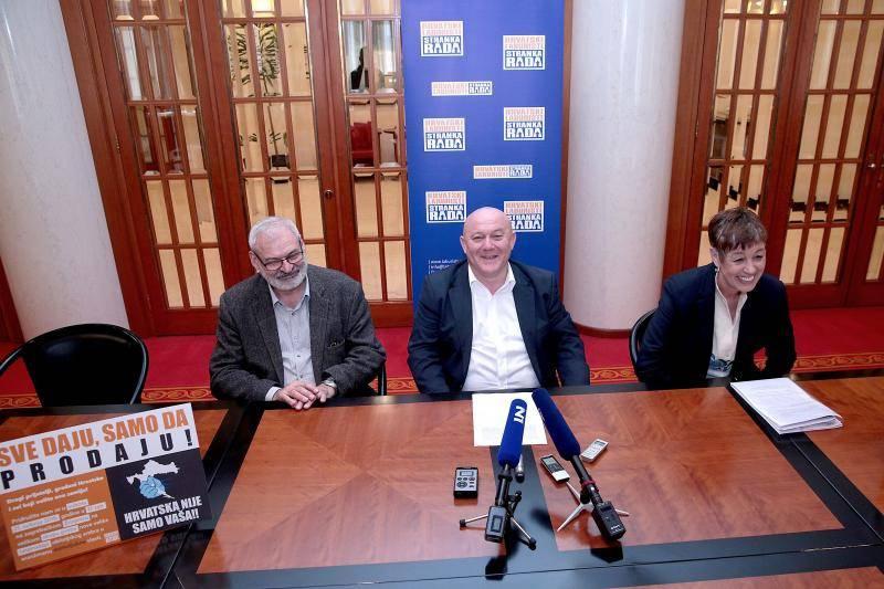 'Želimo okupiti sve snage koje se zalažu za zaštitu radnika'