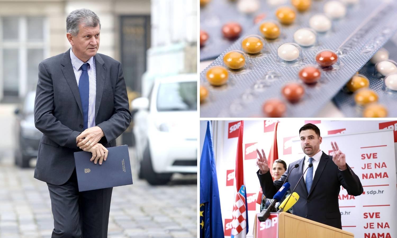 Ministar Kujundžić: 'U ljekarni nema mjesta za priziv savjesti'