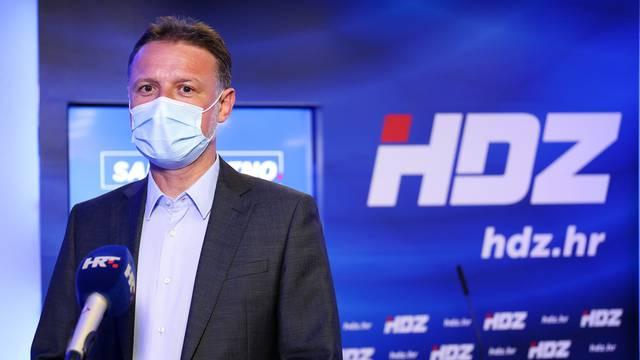 Jandroković: Zadovoljni smo, u 15 od 20 županija slavio je HDZ