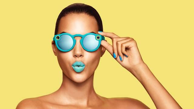 Snapchat sada ima sunčane naočale koje će snimati video