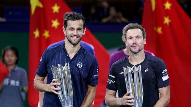 Tennis - Shanghai Masters - Men's Doubles