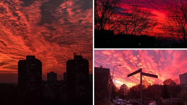 Crveno veče', kiše biti neće: 'Ovo je i znanstveno točno'