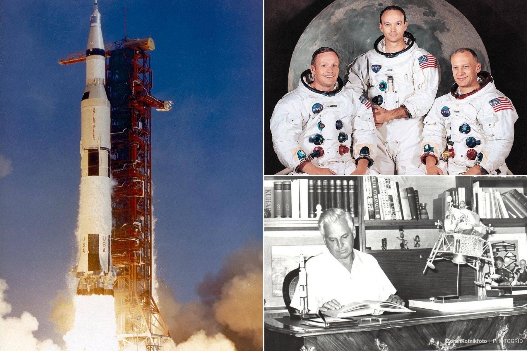 Na Mjesec su ponijeli Titovu poruku o bratstvu i suradnji