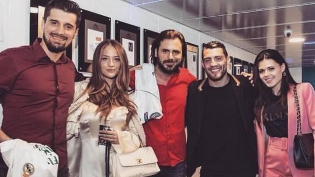 2Cellosi nogometašu: 'Mateo, vidimo se na finalu u Kijevu...'