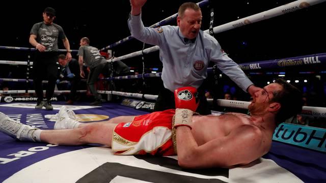 Alexander Povetkin vs David Price - WBA Inter-Continental & WBO International Heavyweight Titles