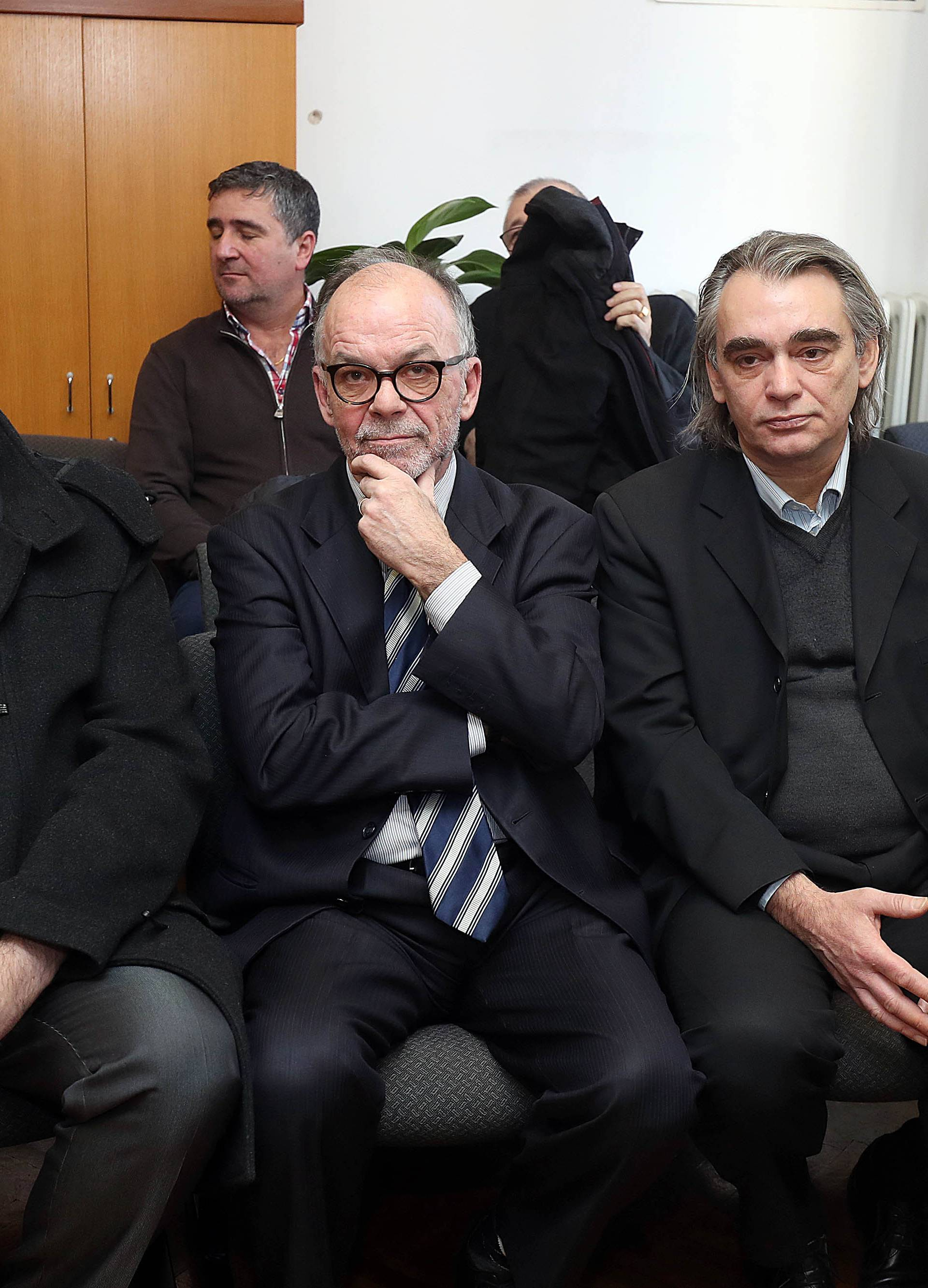Zagreb: Nastavljeno suđenje Josipu Protegi i ostalima u aferi HPB